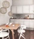 Mattone Bianco Decorative Cladding
