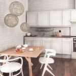 Mattone Bianco Decorative Cladding