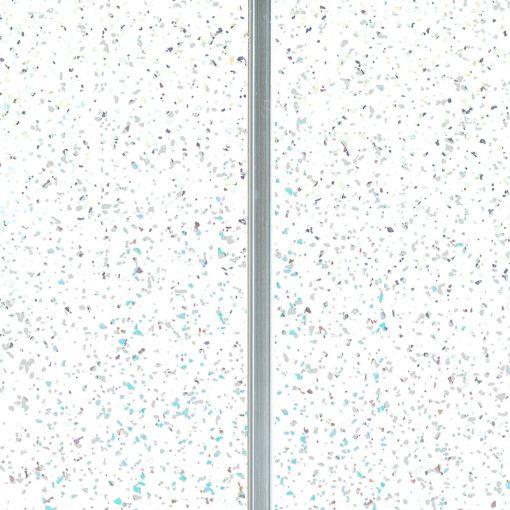 Grooved Sparkle Bathroom Cladding