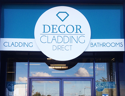 Decor Cladding Direct Showrooms