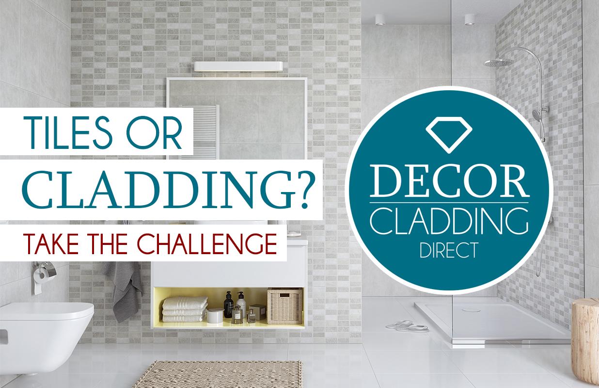 You won\'t believe it\'s not tiles - Decor Cladding Direct