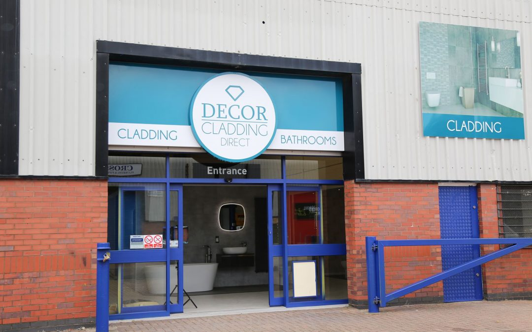 Decor Cladding Direct Darlington is NOW OPEN