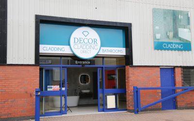 Decor Cladding Direct Darlington is NOW OPEN